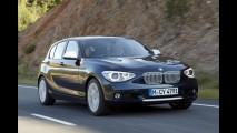 Novo BMW Série 1 2012