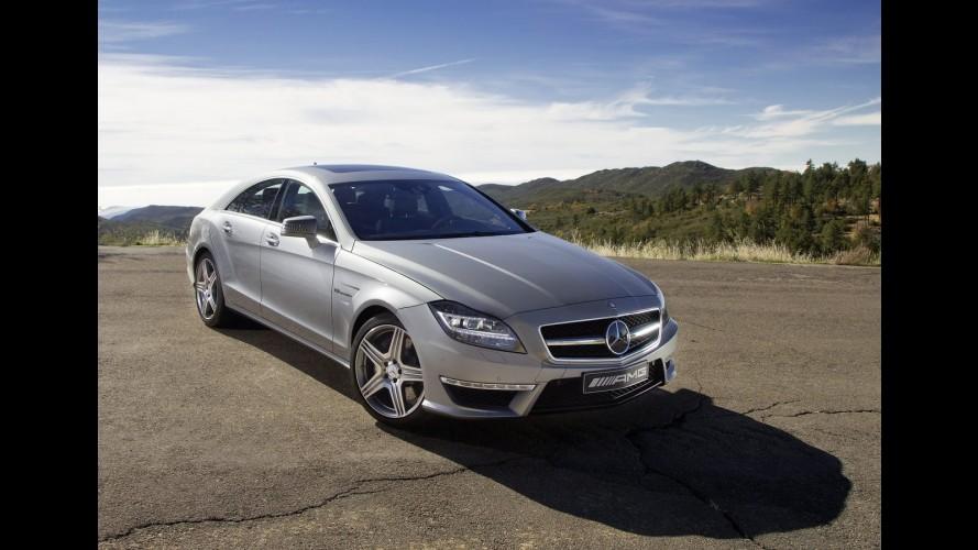 Mercedes atinge melhor resultado histórico de vendas em um mês de maio