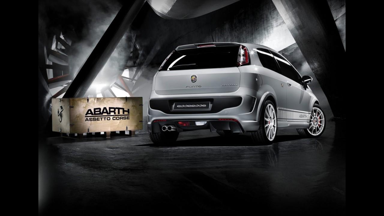 Salão de Paris: Fiat Punto Evo Abarth esseesse (SS) 2011