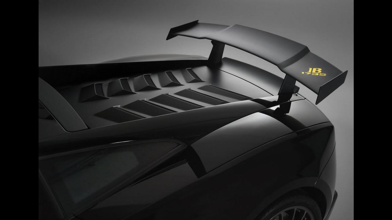 Salão de Paris: Lamborghini Gallardo LP570-4 Blancpain 2011