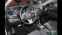 Salão do Automóvel: Mitsubishi mostra o Lancer Evolution X