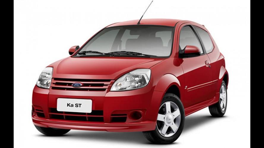 Ford anuncia Recall do KA por risco de incêndio