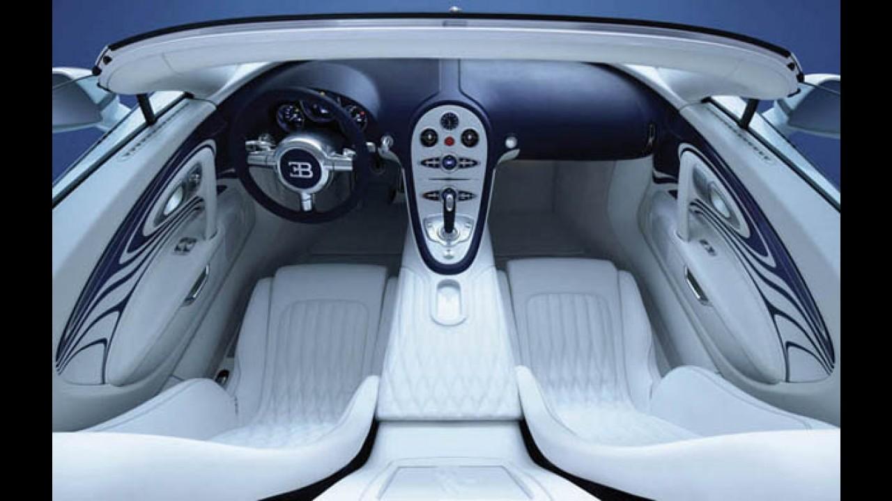 Bugatti Veyron L'Or Blanc: um Bugatti de porcelana