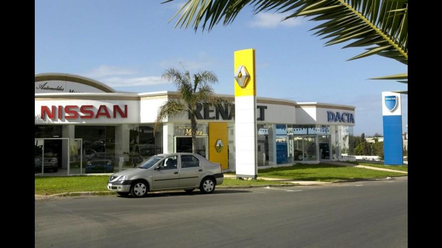 Renault-Nissan quer vender 10 milhões em 2016 e comemora recorde de elétricos