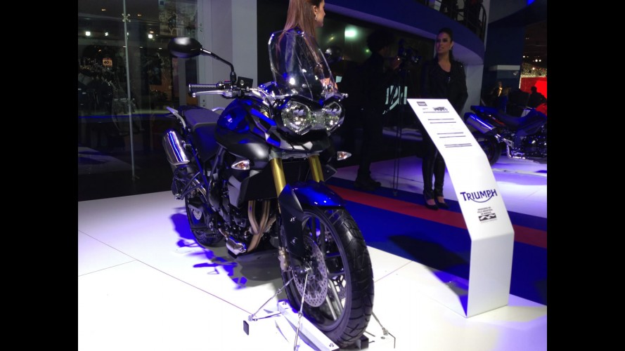 Salão Duas Rodas: com sete novidades e preços agressivos, Triumph declara guerra à BMW