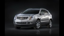 Cadillac atualiza visual do crossover SRX para o Salão de Nova York
