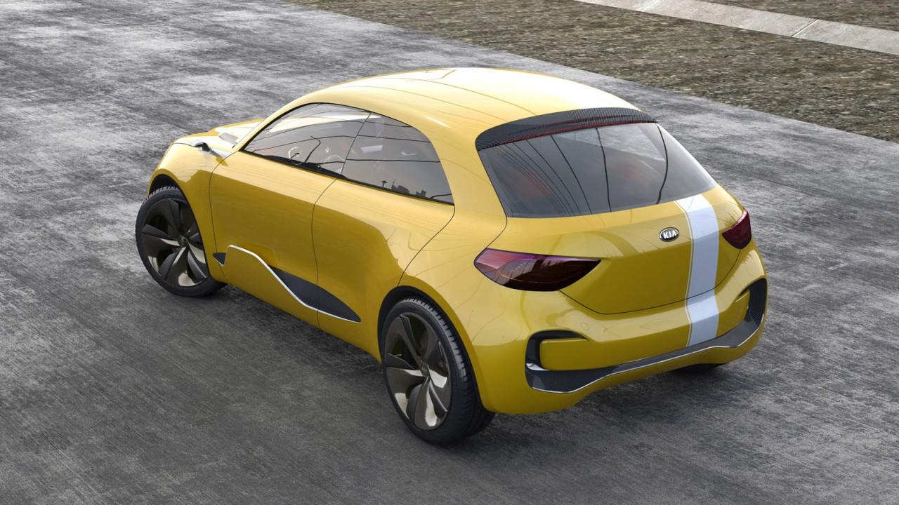 Kia pode lançar cupê compacto para brigar com Toyota GT 86