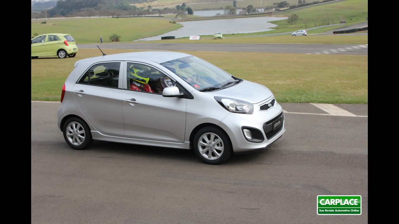 Novo Kia Picanto Flex: Impressões ao dirigir, consumo de combustível e mais fotos