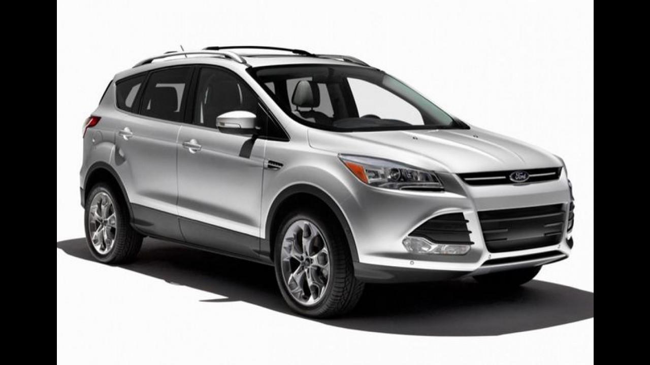 Ford Escape 2013 tem preços divulgados nos Estados Unidos - Modelo custará  a partir de US$ 23,295.00