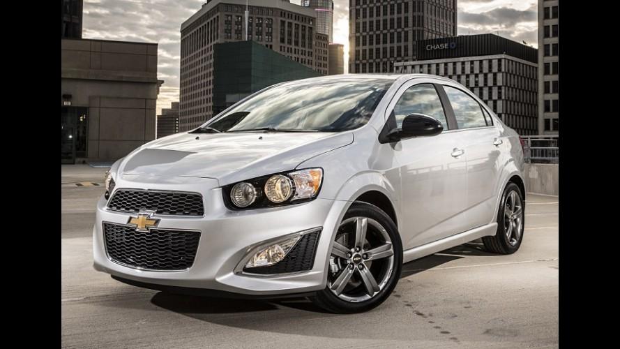 GM suspende produção do Sonic e Verano - culpa é da gasolina barata