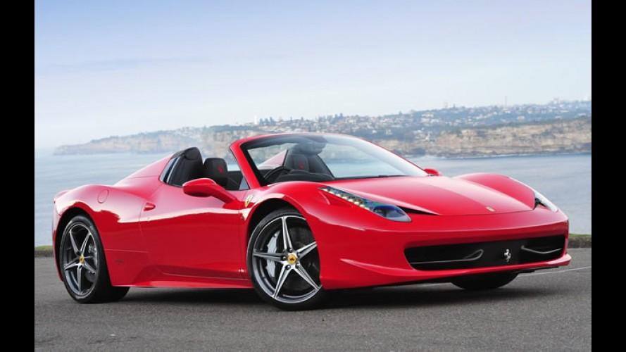 Ferrari desmente boatos sobre lançamento de modelo de entrada, sedã e SUV