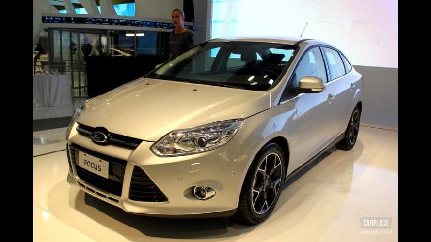 Vendas globais: Focus foi o mais vendido no 1º semestre e Corolla despencou para 21º