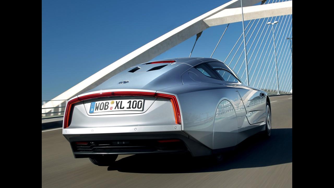 VW XL1 poderá ser oferecido apenas em esquema de locação