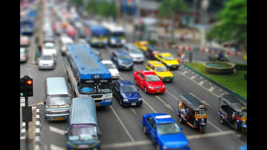 Caos: empresa especializada divulga alguns dos piores trânsitos do mundo