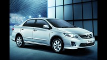 Toyota Corolla recebe edição limitada Altis Aero na Índia - Preço será equivalente a R$ 41.880