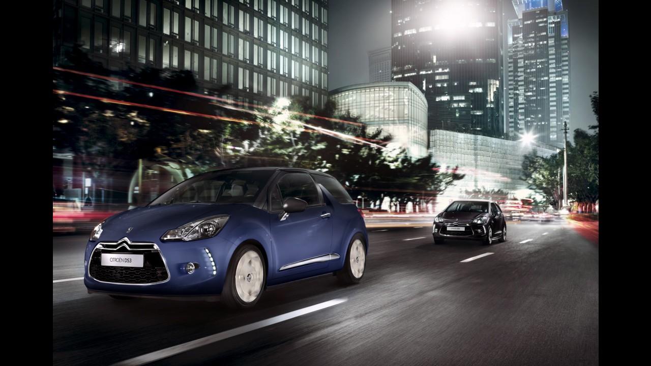 Citroën DS3 ganha novo câmbio automático na Europa