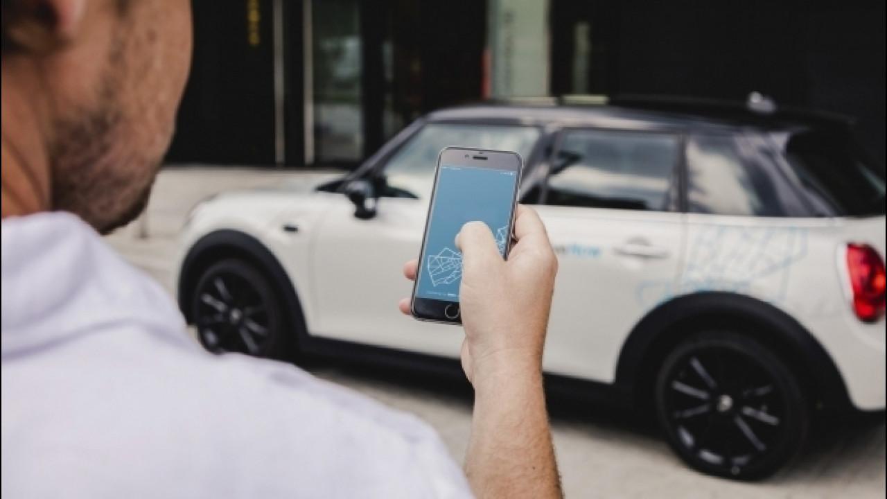 [Copertina] - Car sharing boom, oltre 6 milioni di noleggi nel 2016