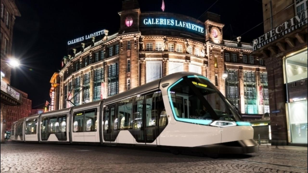 [Copertina] - Peugeot si dà (anche) ai tram