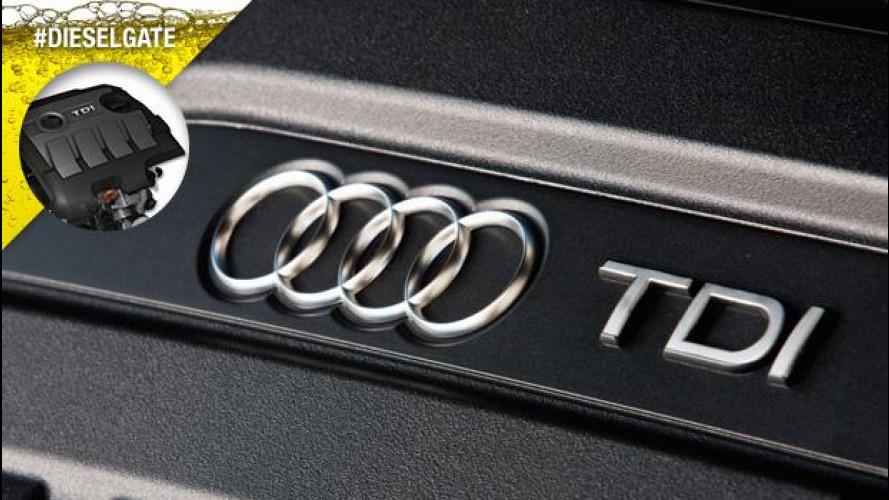Dieselgate, arriva l'elenco delle Audi TDI