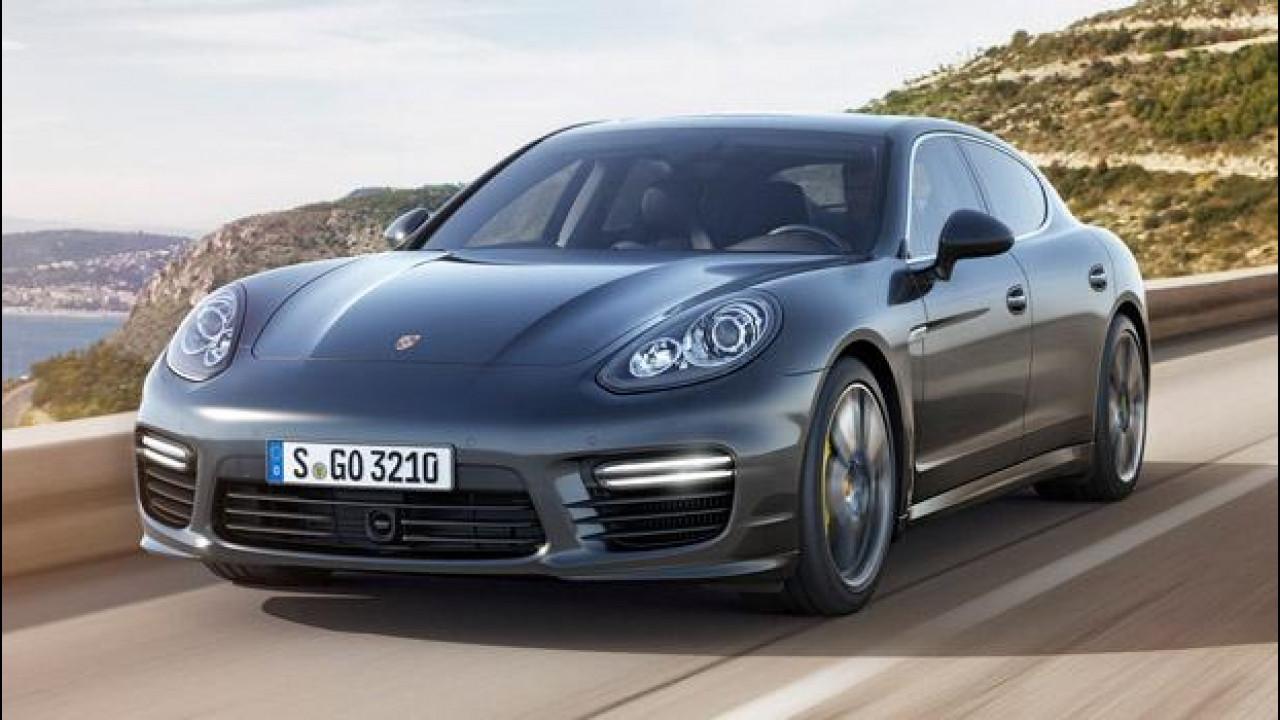 [Copertina] - Porsche Panamera Turbo S restyling