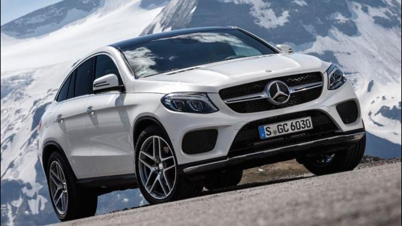 [Copertina] - Mercedes, i SUV si noleggiano con AVIS