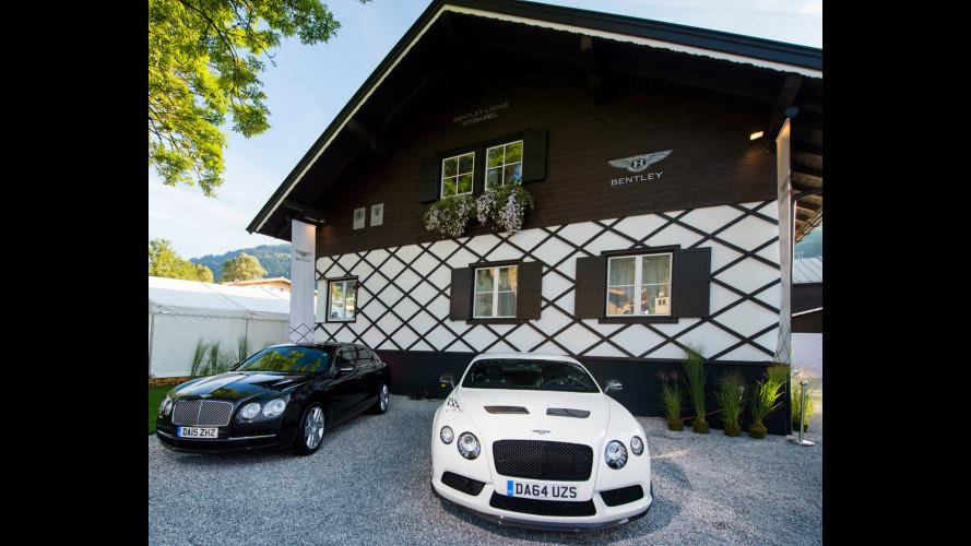 Bentley, uno chalet esclusivo per gentlemen inglesi