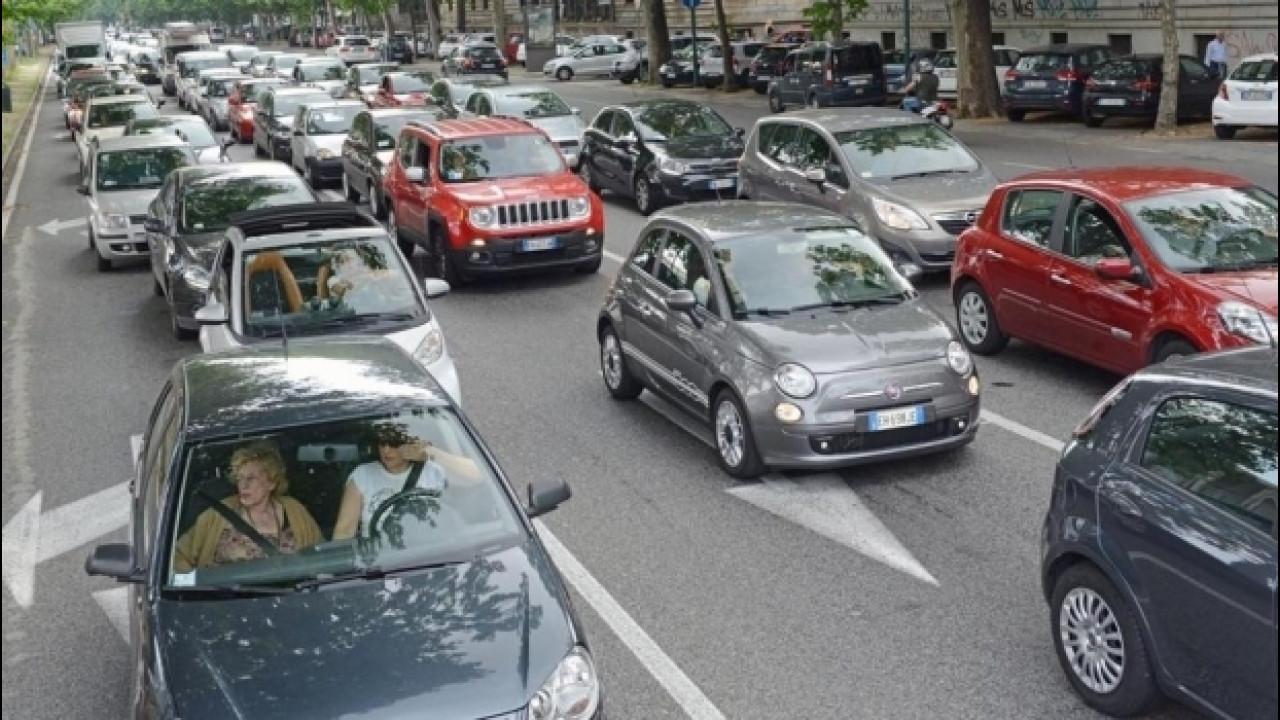 [Copertina] - Tutte le auto d'Italia, online il parco circolante