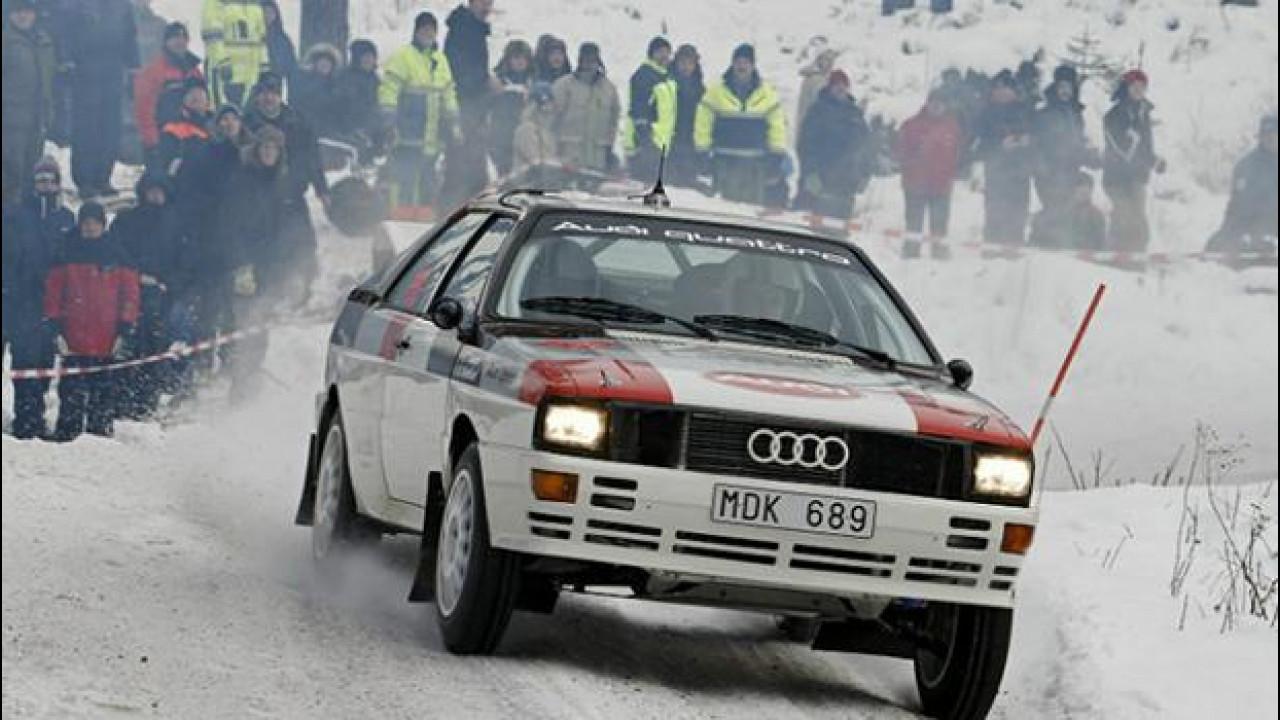 [Copertina] - C'era una volta il rally, il WRC ieri e oggi