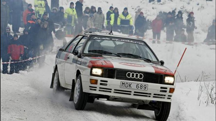 C'era una volta il rally, il WRC ieri e oggi