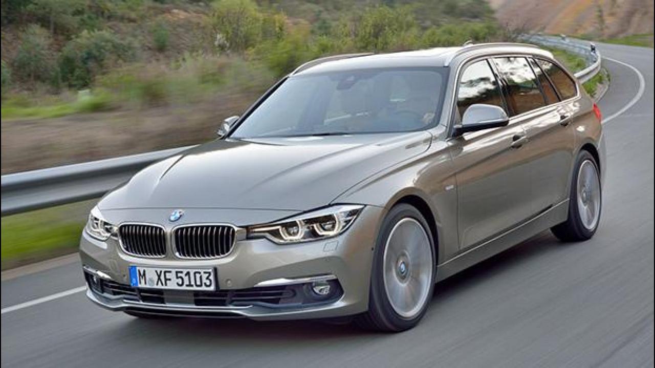 [Copertina] - BMW Serie 3, il piacere di guidarla da 40 anni