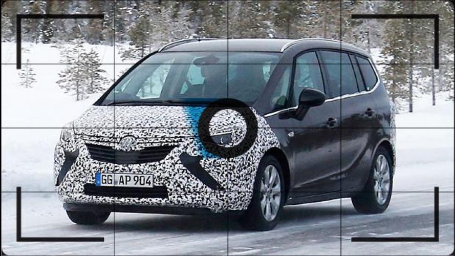 Opel Zafira Tourer, il restyling è in preparazione