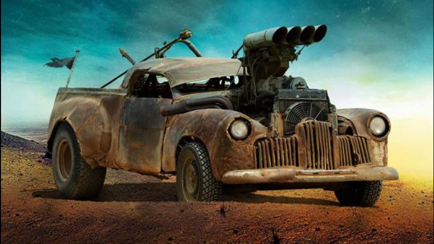 Mad Max: Fury Road, le incredibili macchine