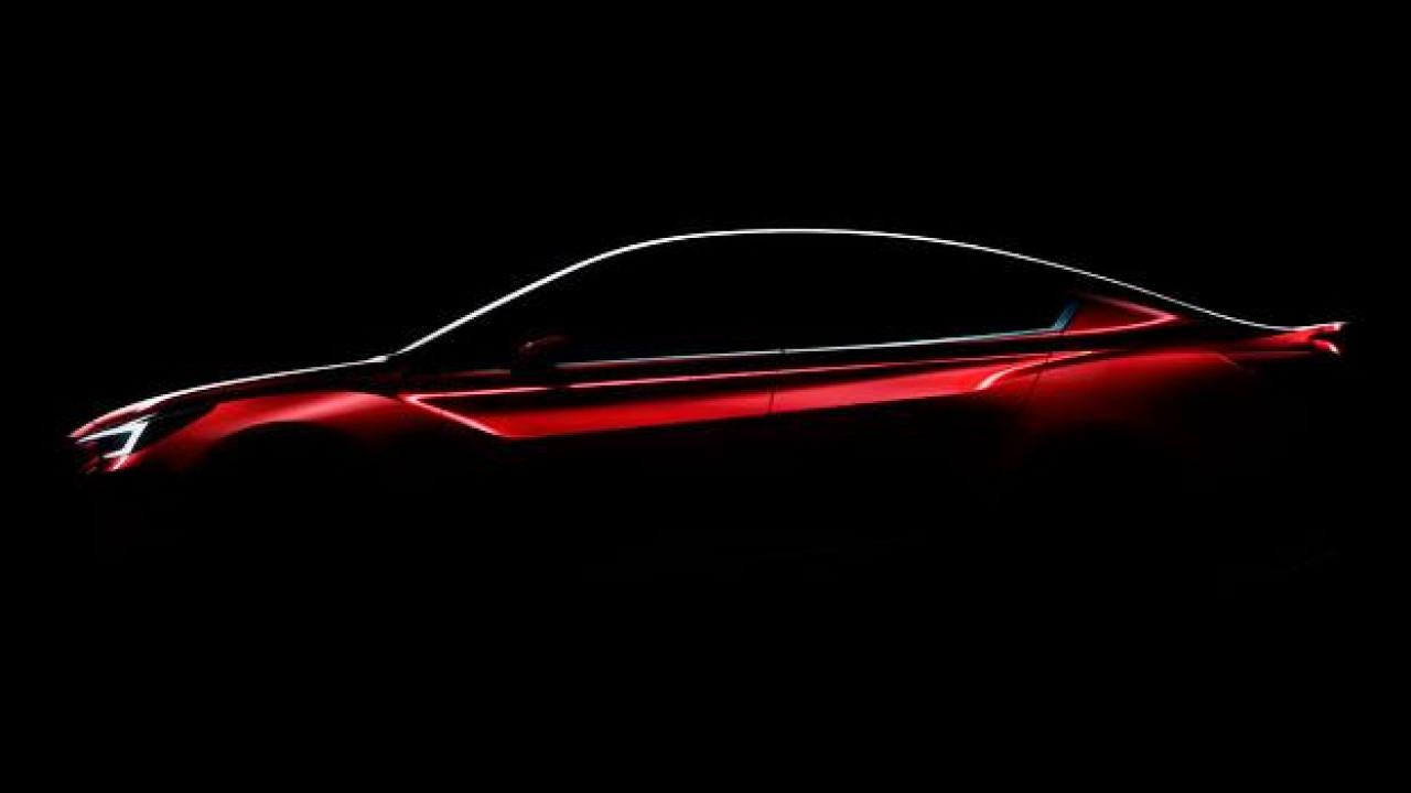 [Copertina] - Subaru Impreza Sedan Concept, prima anticipazione della tre volumi
