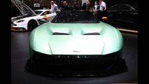 Aston Martin al Salone di Ginevra 2015