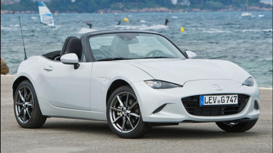 Mazda MX-5, con Get&Drive a 13.156 euro