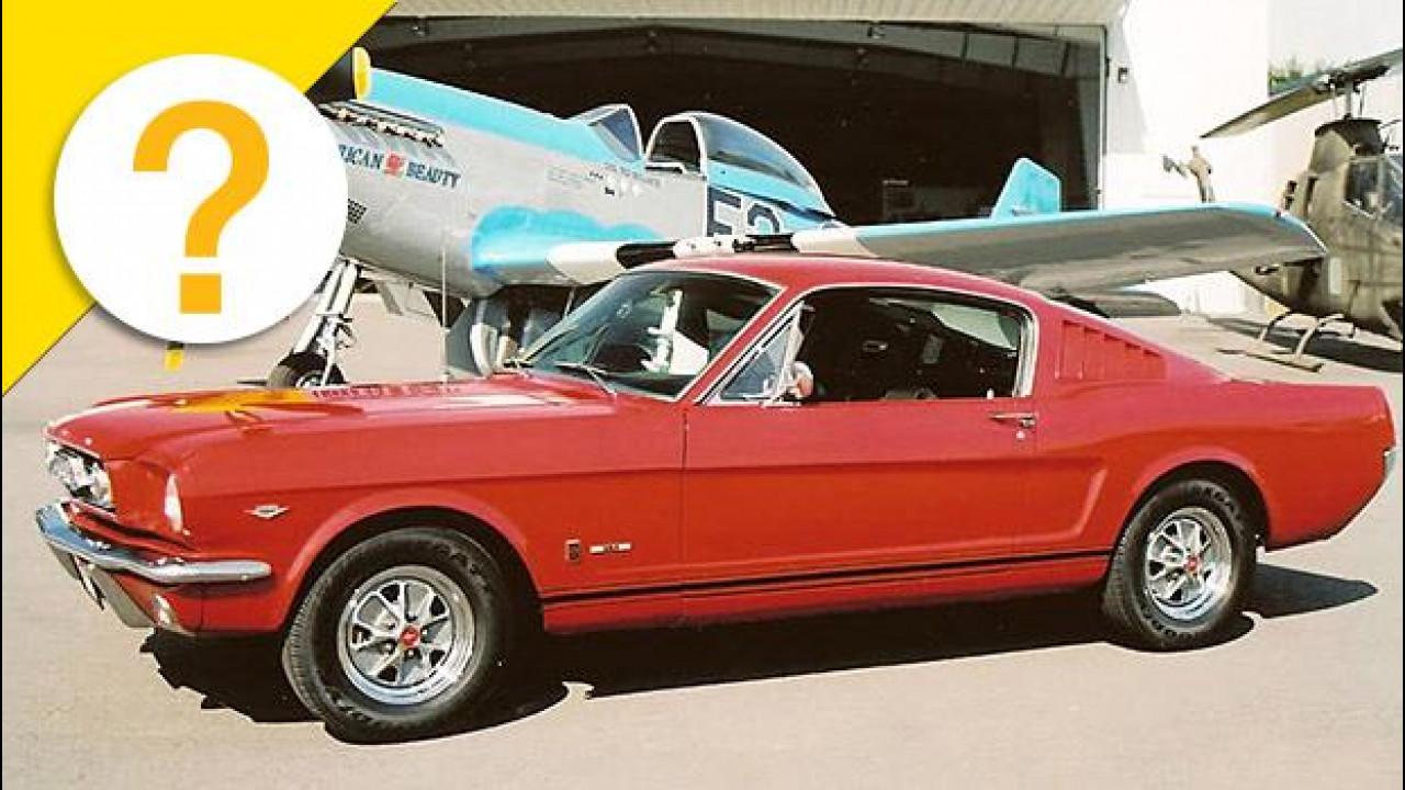 [Copertina] - La Ford Mustang in Germania si chiamava T5