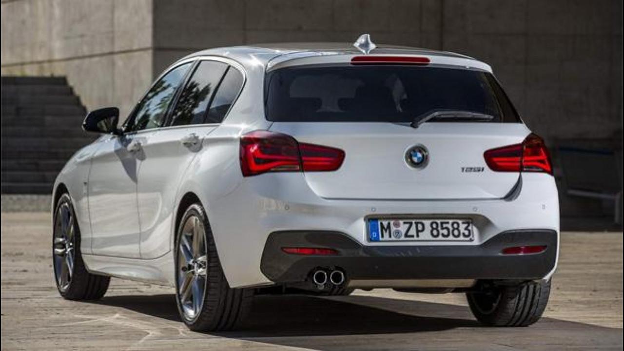 [Copertina] - BMW Serie 1, quella nuova non ci sta