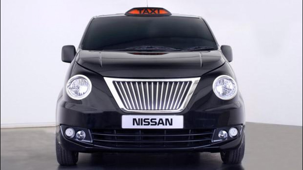[Copertina] - Nissan NV200: come ti aggiorno il London Taxi
