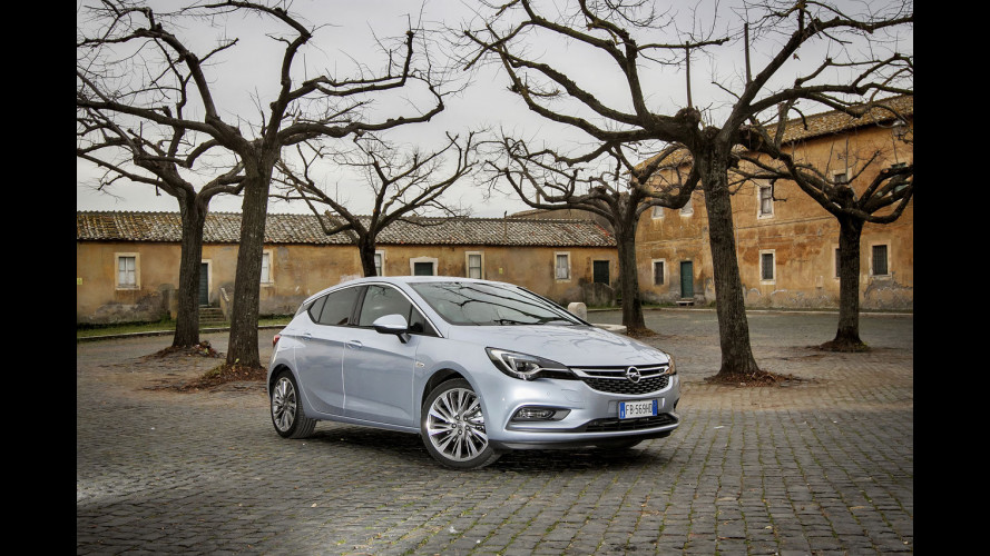 Opel Astra: perde peso, guadagna in tutto [VIDEO]