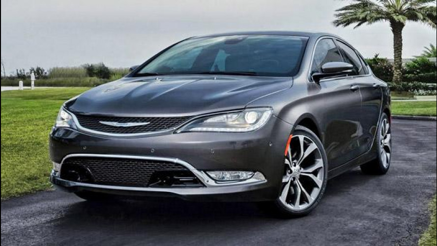 Chrysler 200, ovvero la nuova Lancia Flavia
