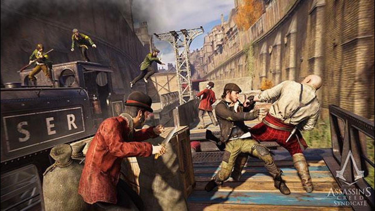 [Copertina] - Assassin's Creed Syndicate ci teletrasporta nella Londra del 1868
