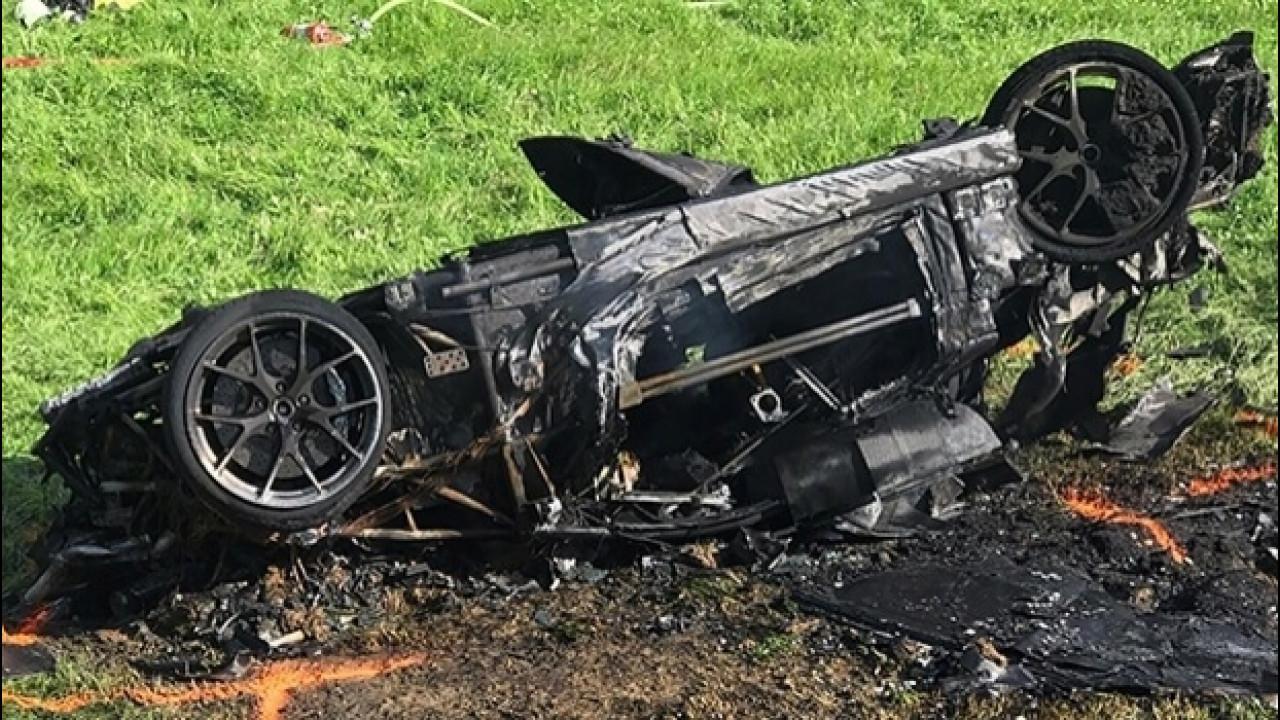 [Copertina] - Richard Hammond, il video dell'incidente