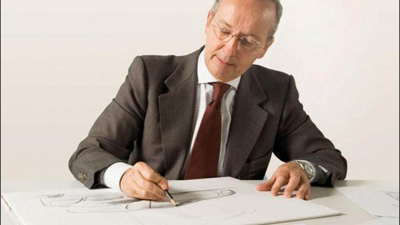 [Copertina] - Walter de Silva, Volkswagen ufficializza la sua uscita dal Gruppo