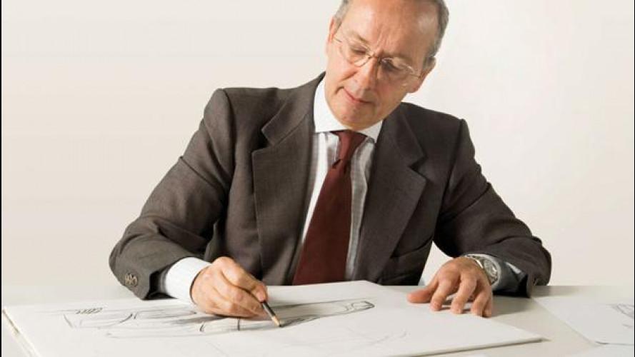 Walter de Silva, Volkswagen ufficializza la sua uscita dal Gruppo