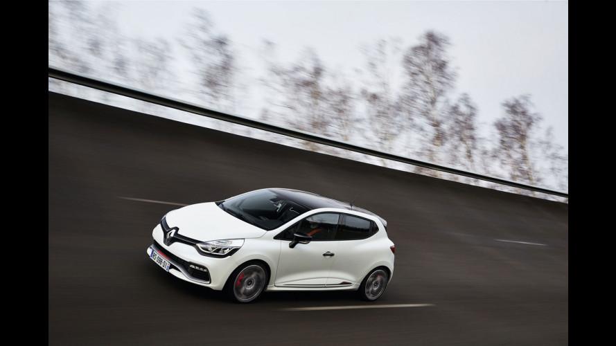 Renault Clio 220 Trophy, quali sono le concorrenti?