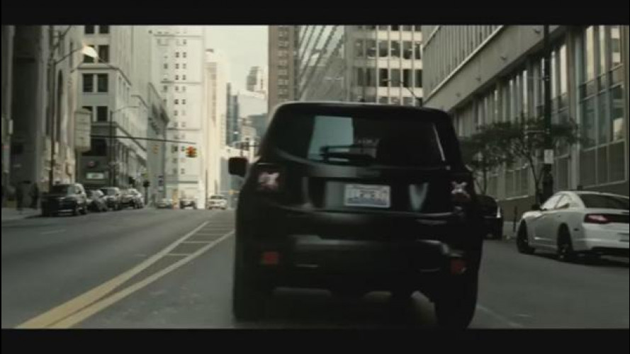 "Jeep Renegade è in ""Batman v Superman: Dawn of Justice"" [VIDEO]"
