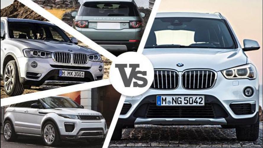 Nuova BMW X1, la concorrente più temibile ce l'ha in casa