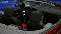 Кабриолет Ford Focus на автосалоне в Женеве