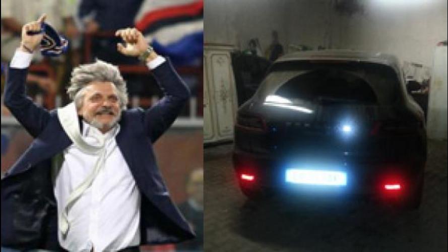 Ferrero, ritrovata ad Aprilia la sua Porsche Macan