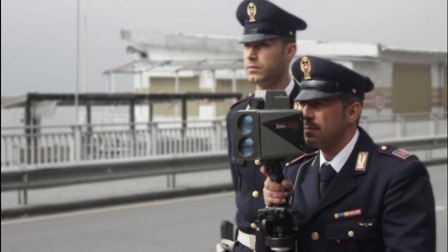 Giovedì 16 aprile è boom di autovelox in tutta Italia